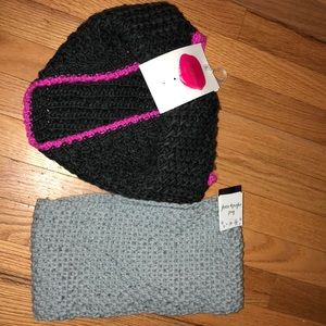 Accessories - Lot of two scarves NWT